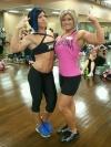 Girl with muscle - Dana Linn Bailey / Tisa Marie