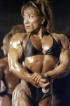 Girl with muscle - brenda raganot