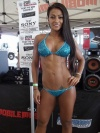 Girl with muscle - Jennifer Murillo