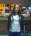 Girl with muscle - Snezhana Babaieva