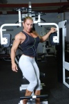 Girl with muscle - Yaxeni Oriquen-Garcia