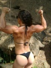 Girl with muscle - Gerusa Saraiva