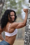 Girl with muscle - Natalia Yariz