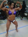 Girl with muscle - yves nunez