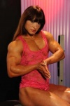 Girl with muscle - Alicia Alfaro