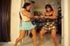 Girl with muscle - Denise Masino / Alicia Alfaro