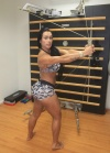 Girl with muscle - Fabiana Rodrigues