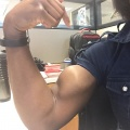 Girl with muscle - Jessica McKenzie