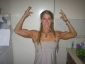 Girl with muscle - Melissa Booker