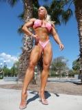 Girl with muscle - Nora Kollia