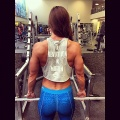 Girl with muscle - Abigail Jacoby