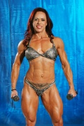 Girl with muscle - Rosana Leite
