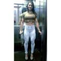 Girl with muscle - Aline Gabrielli Sosa