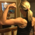 Girl with muscle - Mindy Cutcher