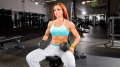 Girl with muscle - Becky Lynch