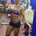 Girl with muscle - Maria Jose Garcia Sanchez