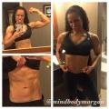 Girl with muscle - Morgan Oiler