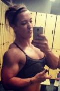 Girl with muscle - Ashley Adams