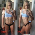Girl with muscle - Jess Crofts