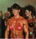 Girl with muscle - Ursula Teply