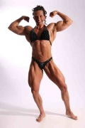 Girl with muscle - Vera Mikulcova