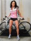 Girl with muscle - Tonya Burkhardt
