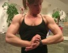 Girl with muscle - silvia