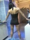 Girl with muscle - Raluca Grebla