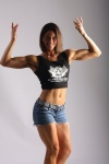 Girl with muscle - megan