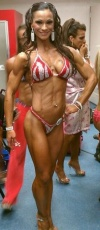 Girl with muscle - Mabel Gonzalez