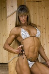 Girl with muscle - Jaqueline Costa