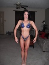 Girl with muscle - Monica Specking