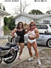 Girl with muscle - Colette Guimond / Maryse Manios