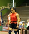 Girl with muscle - Cao Lei