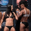 Girl with muscle - Tecia Torres, Angela Hill all
