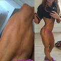 Girl with muscle - Josefin Krondahl