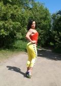 Girl with muscle - Aga Luczak