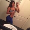 Girl with muscle - Angelica Kathleen Gonzalez