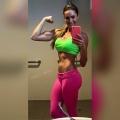 Girl with muscle - Emily Skye