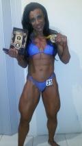 Girl with muscle - Manda Costa