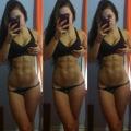 Girl with muscle - Kathleen Eggleton