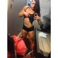 Girl with muscle - Yasmine Nassar