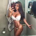 Girl with muscle - Michelle Lewin