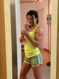 Girl with muscle - Roberta Visintainer
