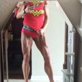 Girl with muscle - Tiffany Rodee