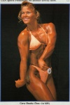 Girl with muscle - Carey Hensley