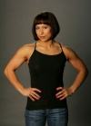 Girl with muscle - Melanie Roach