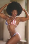 Girl with muscle - toni norman