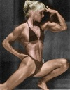 Girl with muscle - Trine Pettersen
