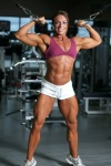 Girl with muscle - Kim Birtch